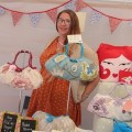 Soma Daya freebird in Eastleigh craft market.