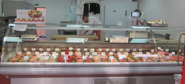 New Butchers opened on 18th September 2014 - Fryern Arcade, Chandler's Ford.
