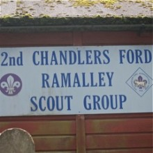 Second Ramalley Scout Hut, Chandler's Ford.