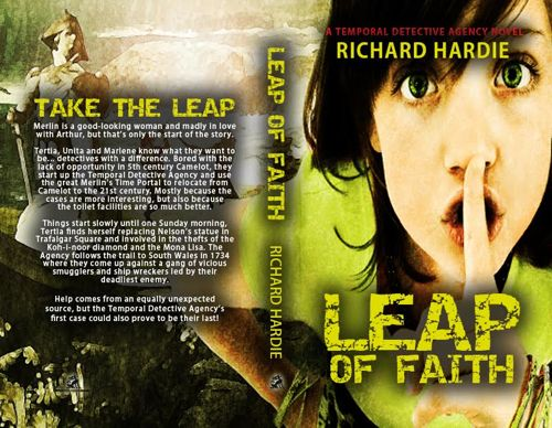 Leap of Faith by Richard Hardie from Chandler's Ford.