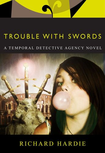 Trouble With Swords by Richard Hardie.