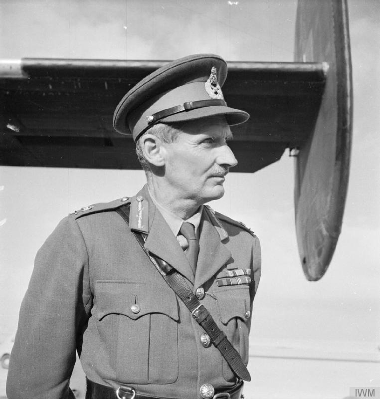 Field Marshal the Viscount Montgomery of Alamein © IWM (CM 3327)
