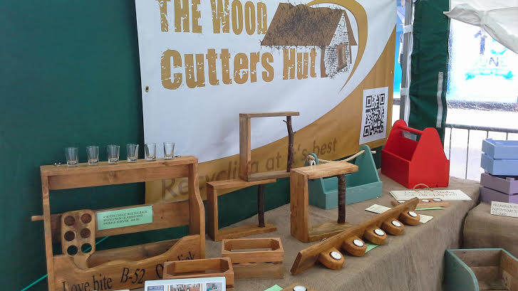 The Woodcutters Hut