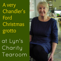 Lyn grotto feature