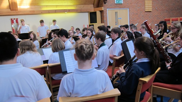 Thornden School Wind Band
