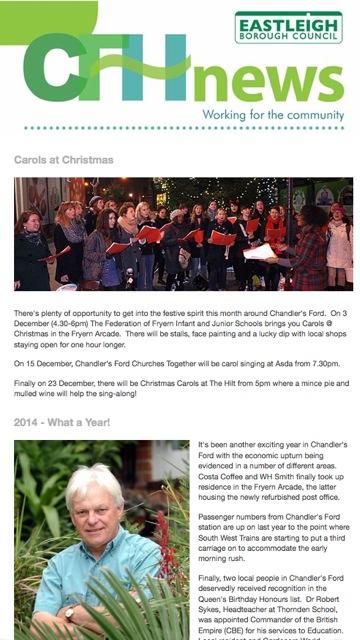 2014 CFH news