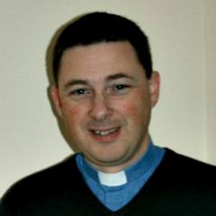 Rev. Peter Cornick, Minister of Chandler's Ford Methodist Church.