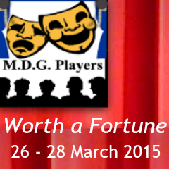 Chandler's Ford MDG Players 26-28 March 2015