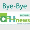 Eastleigh Borough Council is no longer running the popular CFH News for Chandler's Ford and Hiltingbury.