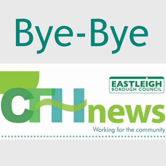 Bye-Bye to CFH News. Thanks to Andy Milner for CFH News.