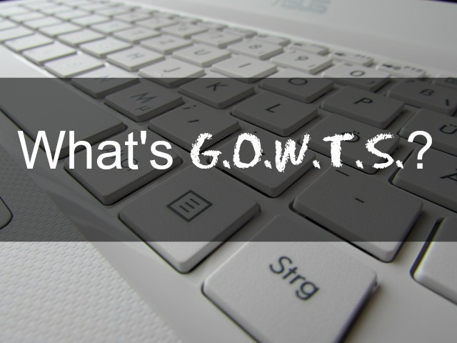 GOWTS Richard Hardie Interview keyboard