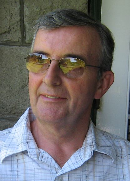 Geoff Charnley - retired Environmental Health Officer from Chandler's Ford.
