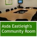 Asda Eastleigh's Community Room