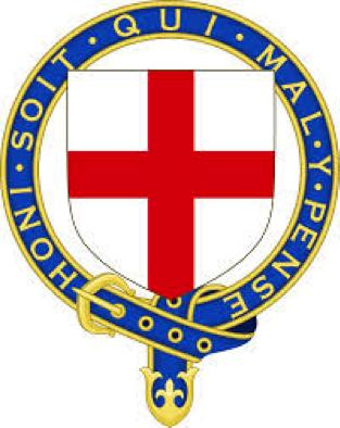 Emblem of the Order of the Garter