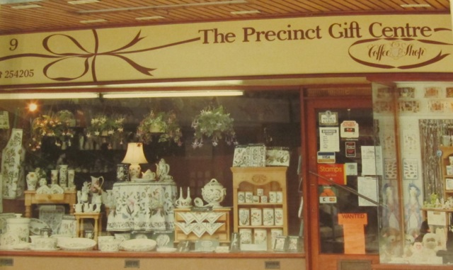 Those were the days - The Precinct Gift Centre.