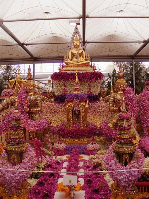Thailand pavilion