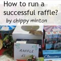 how to run a successful raffle feature