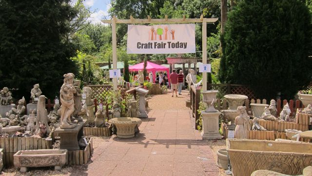Craft Fair Brambridge June 2015