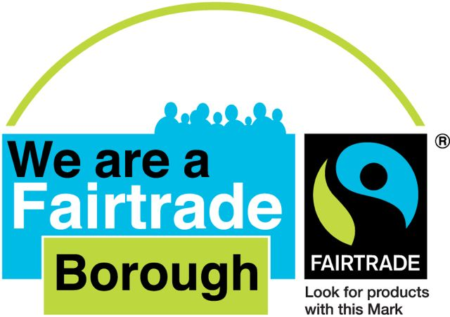 Eastleigh is now a Fairtrade Borough.