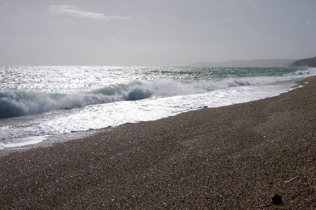 Slapton Beach taken by Will via Flickr