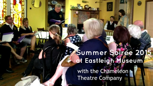 Summer Soirée at Eastleigh Museum 2015