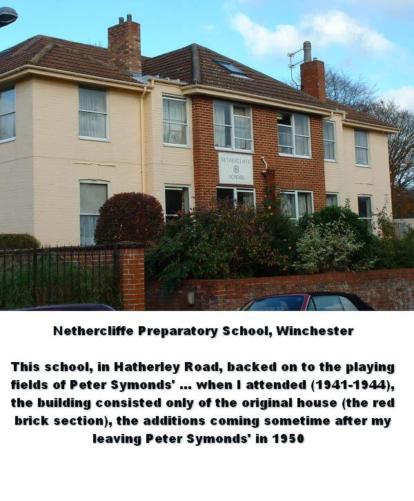 Nethercliffe Preparatory School, Winchester. Image credit: David Anderson