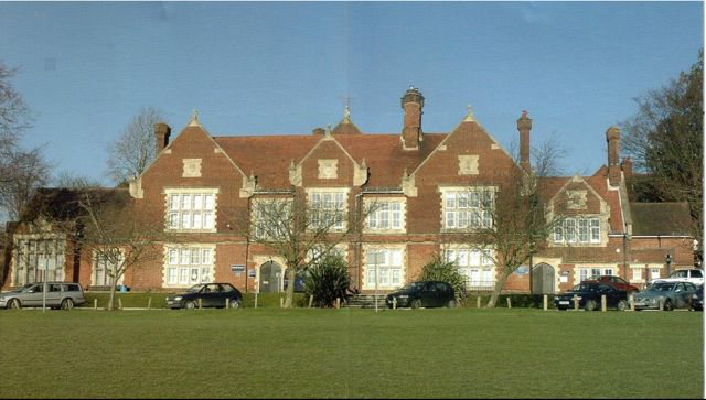 Peter Symonds Winchester Main Building 2002. Image credit: Peter Smith