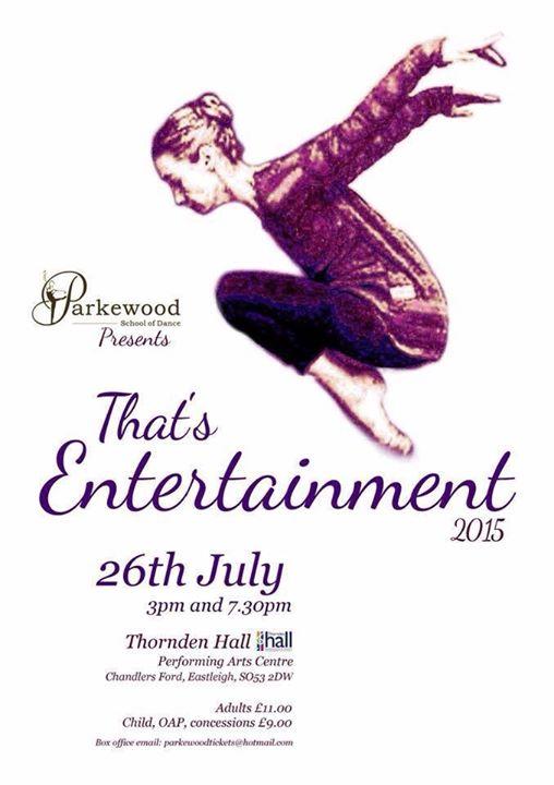 Parkewood School of Dance