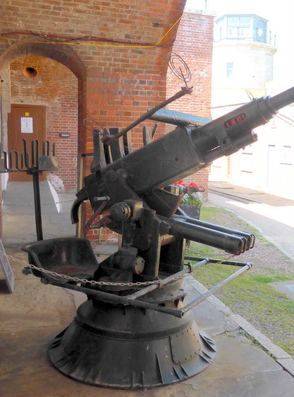 Bofors anti-aircraft gun