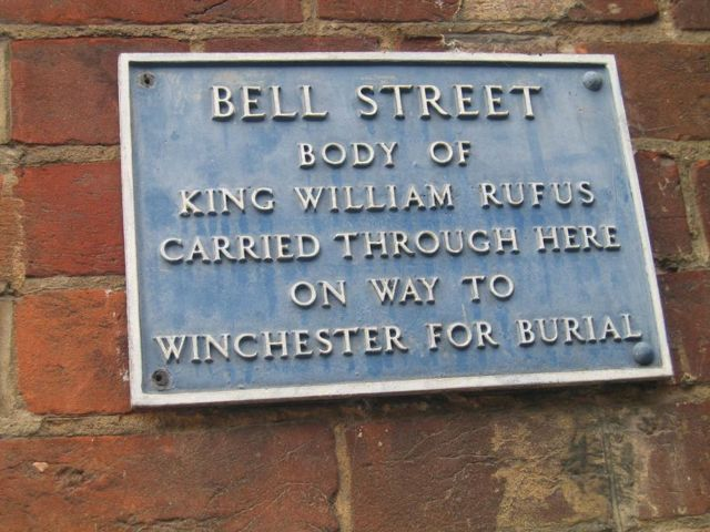 King Rufus Romsey to Winchester