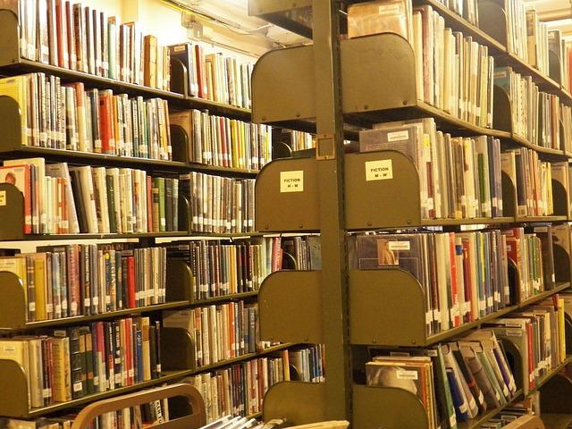 Shelves of stories