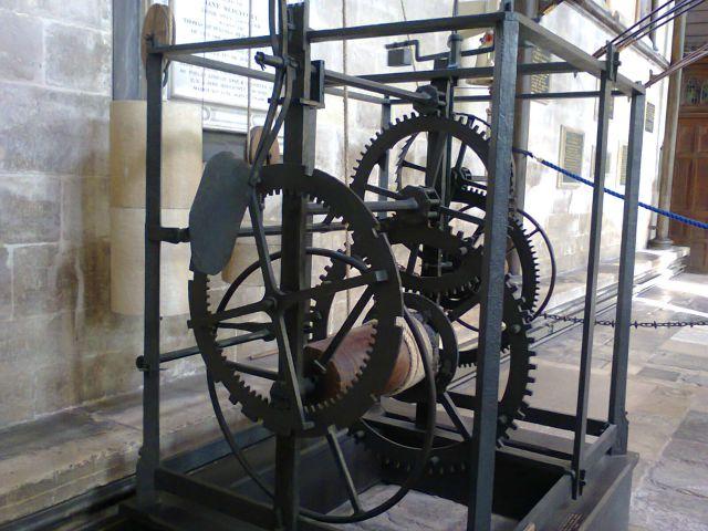 Medieval Clock