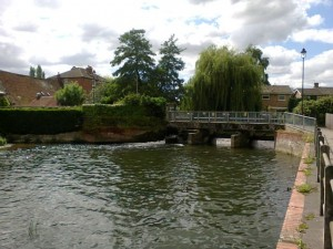 Along the Avon