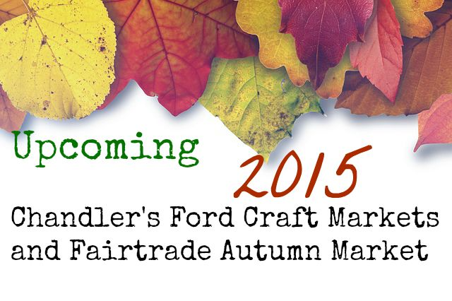 chandler's ford craft markets