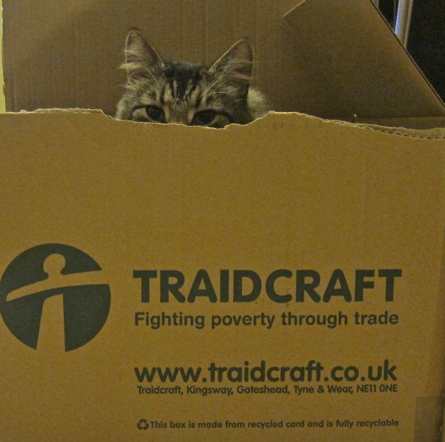 Billy loves Traidcraft