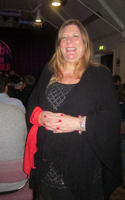 Director Liz Strevens, Chameleon Theatre Company Chandler's Ford