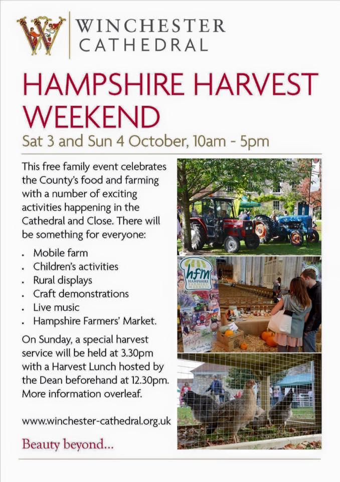 Hampshire Harvest Weekend