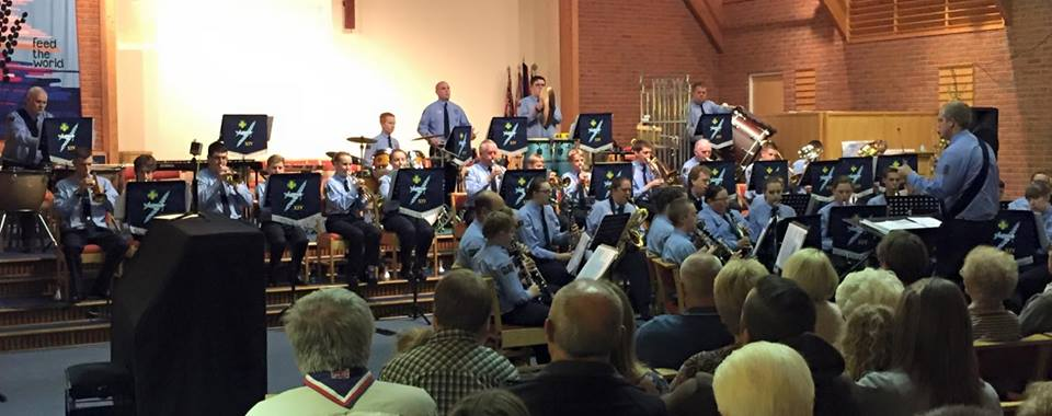 Spitires October 2015 concert at Methodist Church