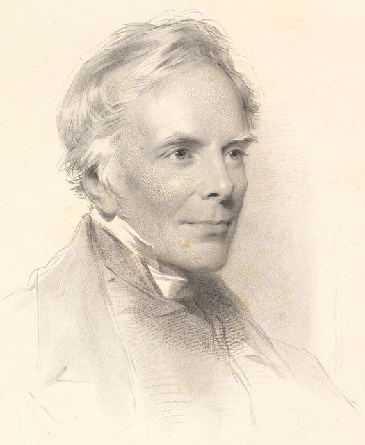 Portrait of John Keble via Wikipedia Commons