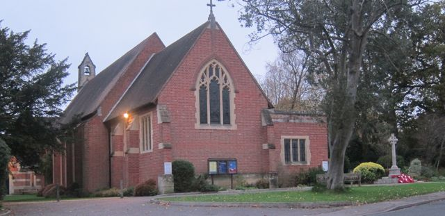 St Boniface Church, Hursley Road, Chandler's Ford.