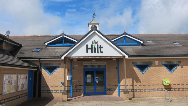 The Hilt - Hiltingbury Community Centre.