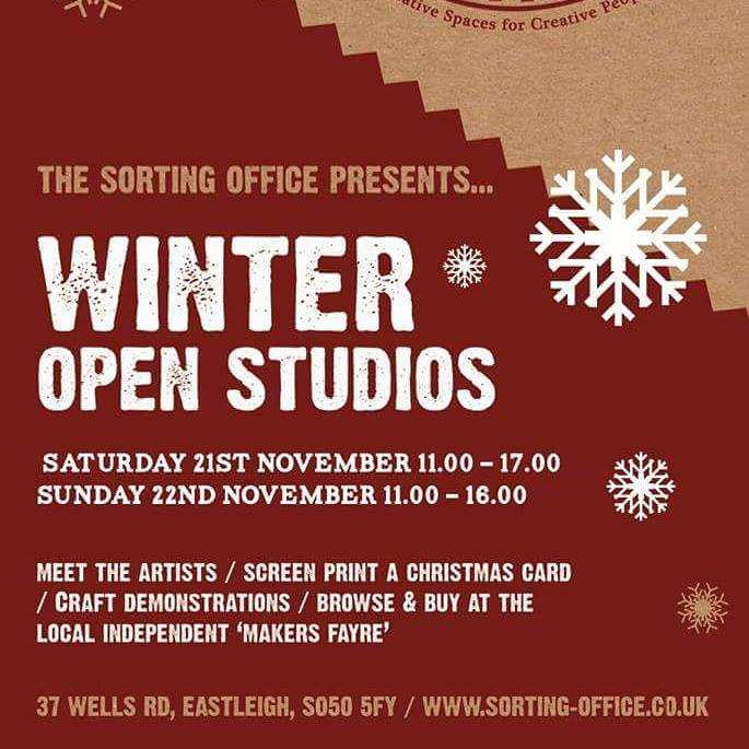 Winter Studios poster 2015