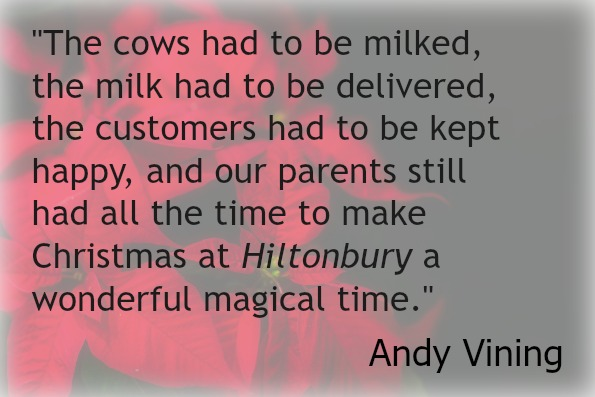 Andy Vining Christmas memory