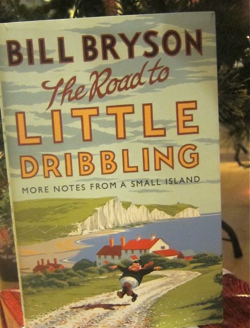 Bill Bryson new book 2015