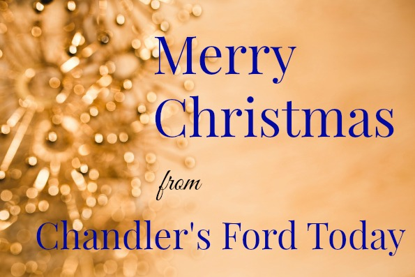 Merry Christmas 2015 Chandler's Ford Today