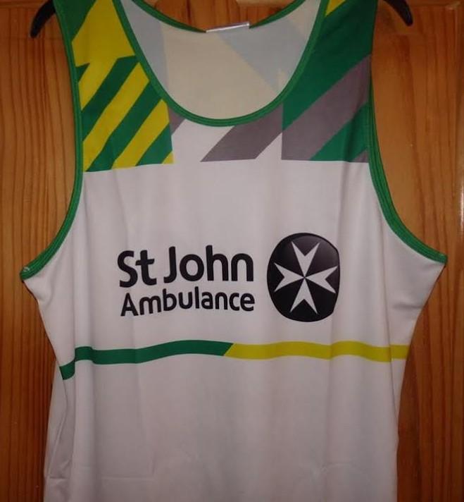 Support St John Ambulance