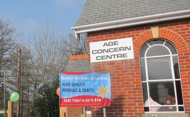 Age Concern Centre Produce and Craft Market