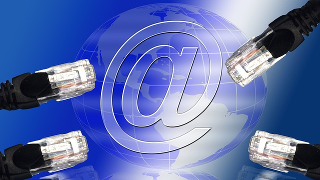 Email and connections - image via Pixabay