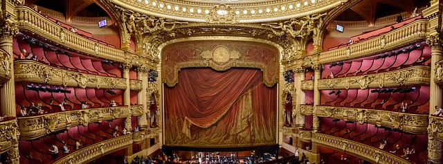 Live Theatre - image via Pixabay