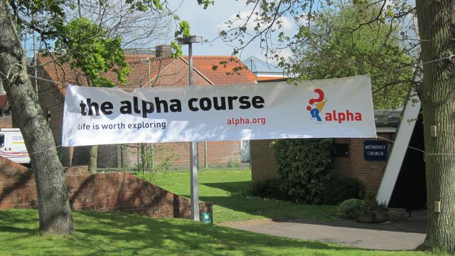 Alpha Course - at Chandler's Ford Methodist Church